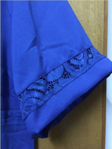 Spoločenské šaty pre moletky - XL - Obrázok č. 3