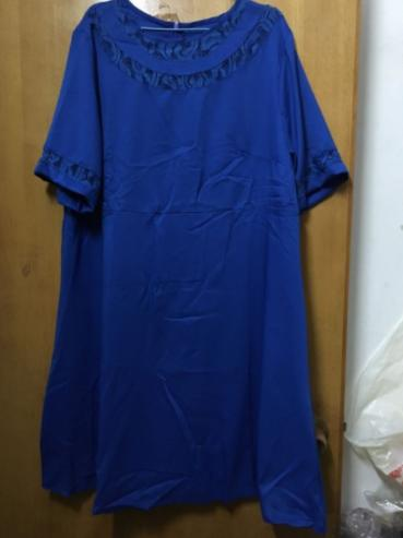 Spoločenské šaty pre moletky - XL - Obrázok č. 4