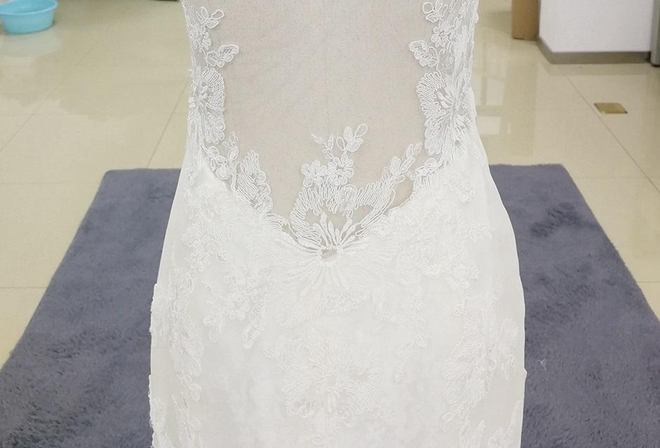 Kvalitné svadobné šaty PC 350 - Obrázok č. 4