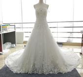 Kvalitné svadobné šaty PC 350, 36