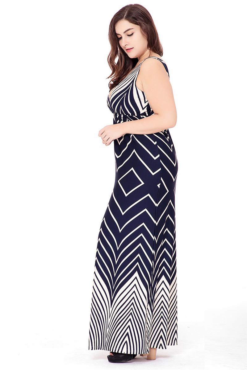 Dlhé spoločenské šaty pre moletky - 6 veľkostí - Obrázok č. 4