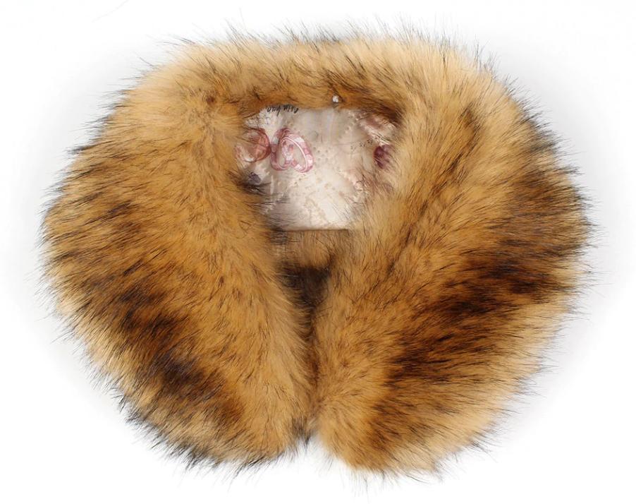 Kožušinový golier - líška - Obrázok č. 2