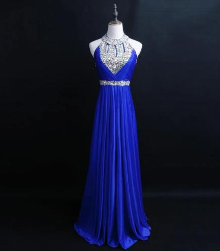 Kvalitné spoločenské šaty - 5 farieb,15 veľkostí - Obrázok č. 1