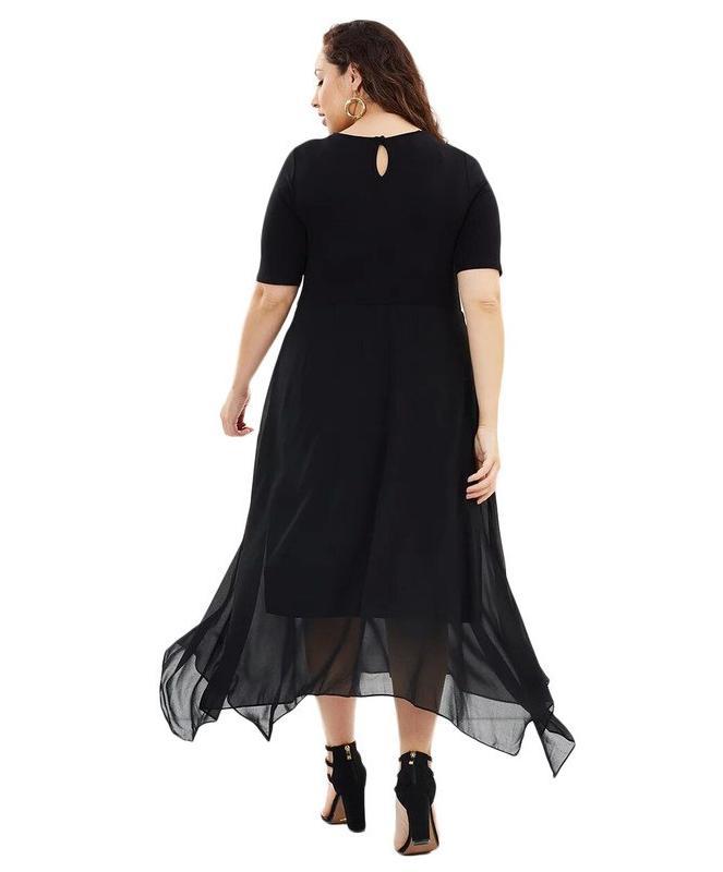 Dlhé spoločenské šaty pre moletky - Obrázok č. 3
