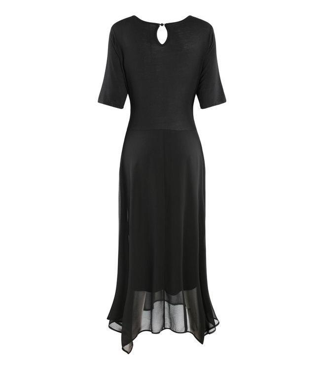 Dlhé spoločenské šaty pre moletky - Obrázok č. 4
