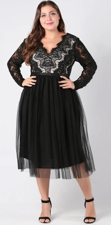 Krátke spoločenské šaty pre moletky - 4 veľkosti - Obrázok č. 1