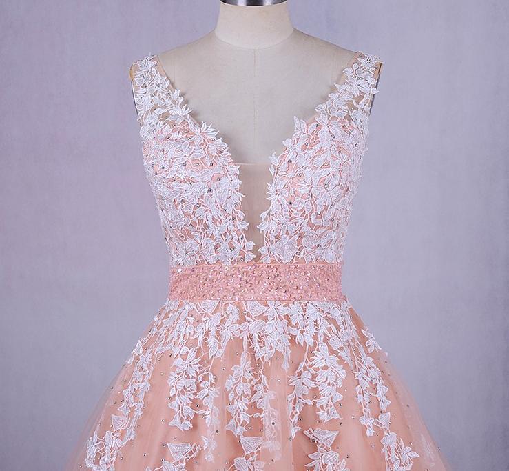 Dlhé svadobné šaty - 14 veľkostí - Obrázok č. 3