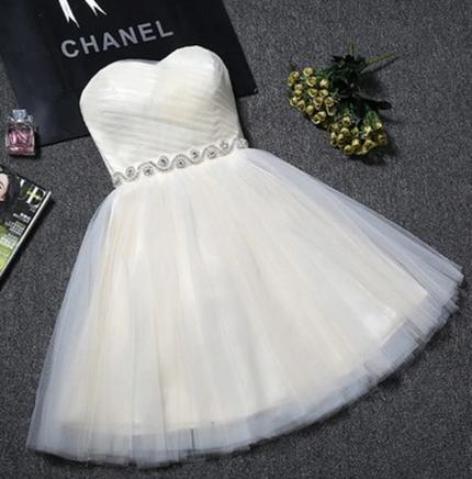 Krátke svadobné / po polnočné šaty - 8 farieb - Obrázok č. 1