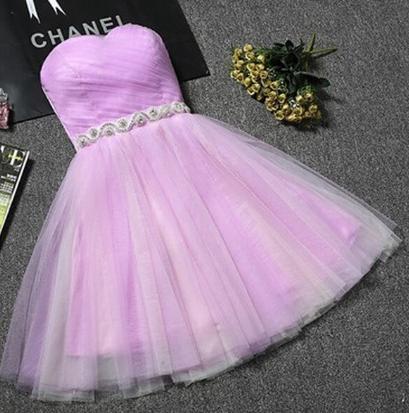 Krátke svadobné / po polnočné šaty - 8 farieb - Obrázok č. 4