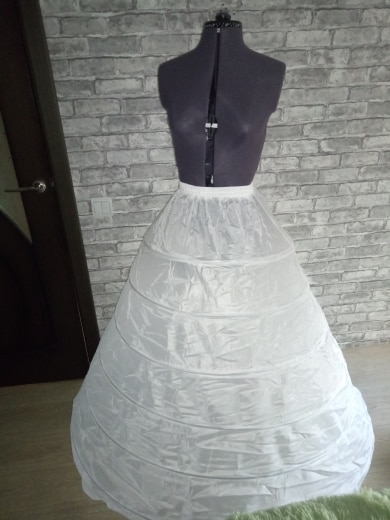 6-kruhová spodnička - Obrázok č. 4