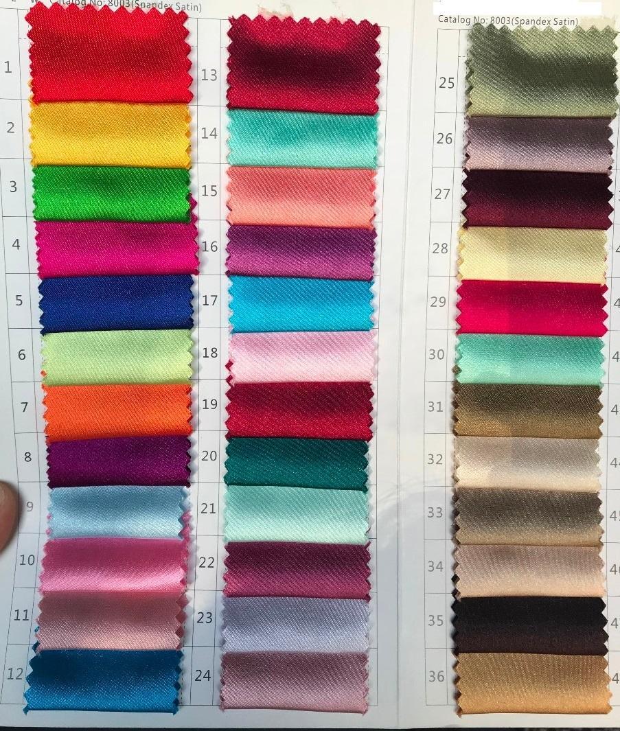 Dlhé svadobné šaty - 13 veľkostí, rôzne farby - Obrázok č. 4