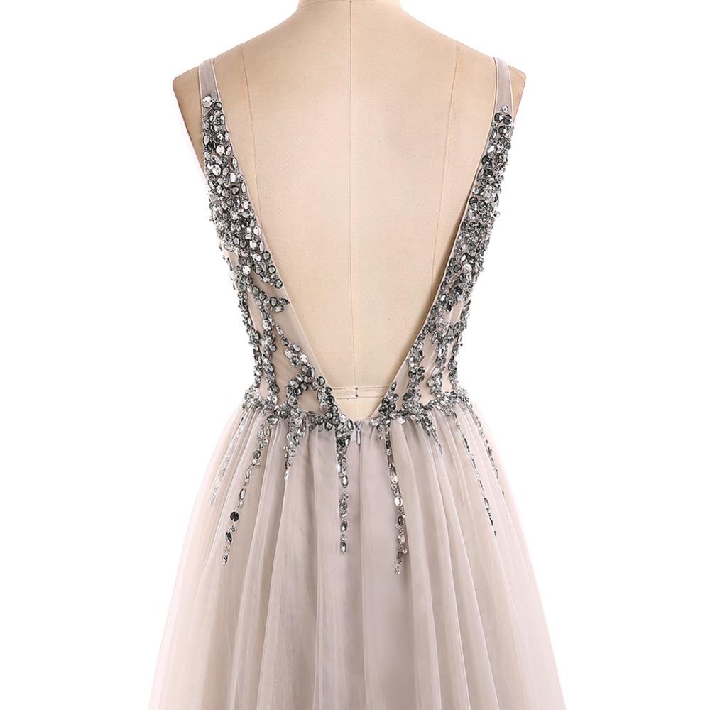 Dlhé spoločenské šaty - 13 veľkostí, viac farieb - Obrázok č. 3