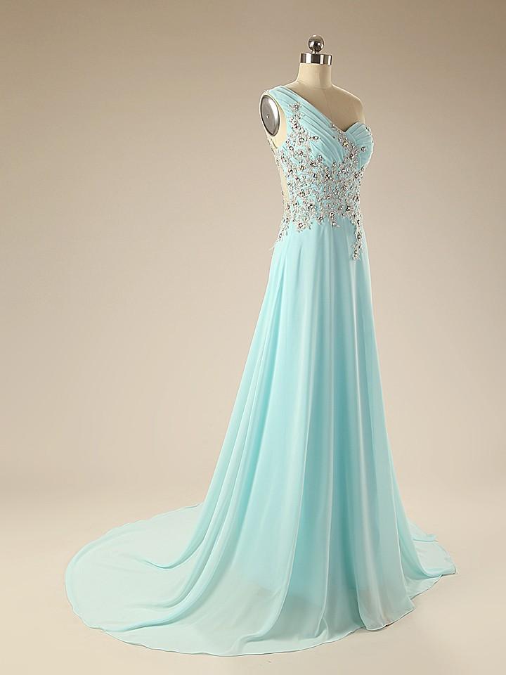 Dlhé spoločenské šaty - 15 veľkostí, viac farieb - Obrázok č. 3
