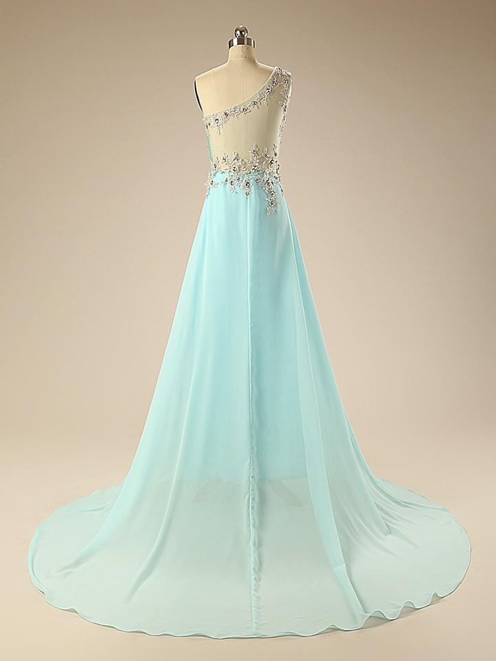 Dlhé spoločenské šaty - 15 veľkostí, viac farieb - Obrázok č. 4
