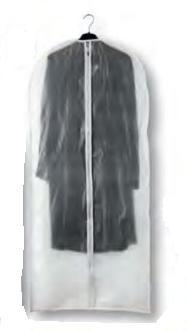 Ochranný obal na svadobné, spoločenské šaty  - Obrázok č. 1
