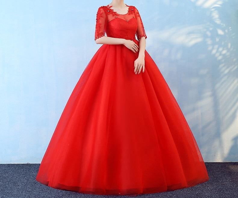 Tehotenské popolnočné šaty - 13 veľkostí - Obrázok č. 1