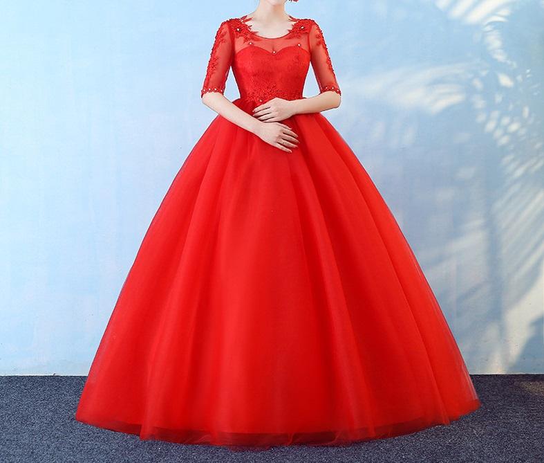 Tehotenské popolnočné šaty - 13 veľkostí - Obrázok č. 3