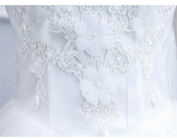 Svadobné šaty skladom - Obrázok č. 3