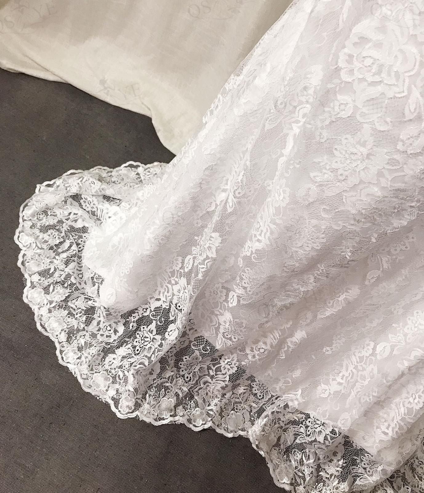 Svadobné šaty skladom - EU36/38 - Obrázok č. 4
