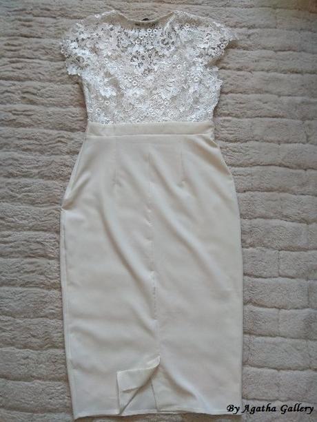 Little Mistress midi šaty, pôvodná cena 100 - Obrázok č. 4