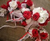 Svatební kytice set,