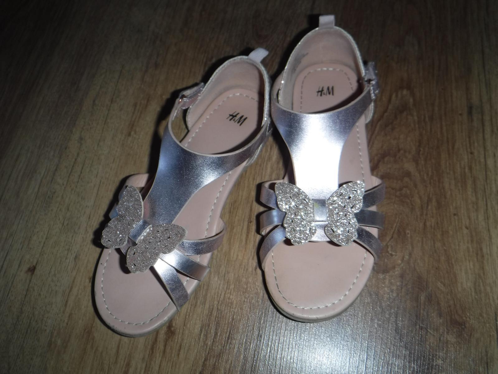 Sandale h&m - Obrázok č. 2