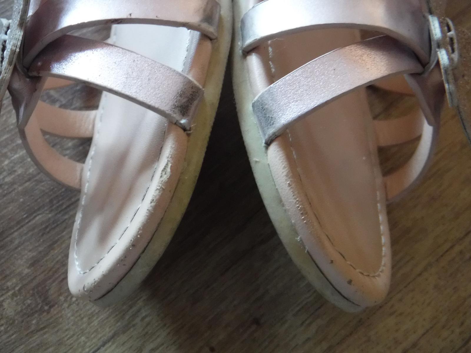Sandale h&m - Obrázok č. 3