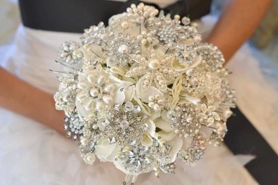 Svadobné kytice inak - Obrázok č. 103