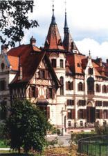 Zamek Lesna, tady se vezmeme :o)