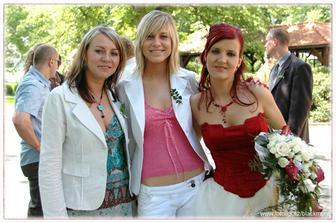 S Janickou a Janickou vyborne holky