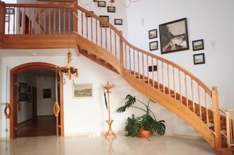 inspirace na schody do patra...