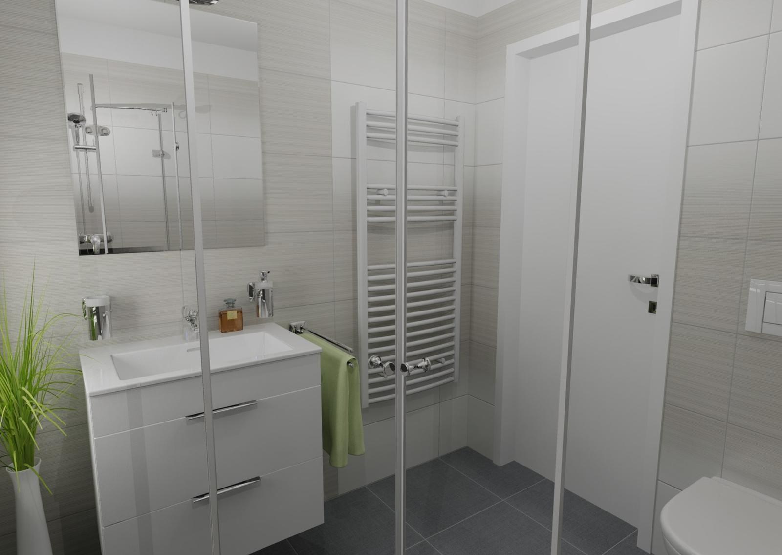 Přišly mi vizualizace koupelen. koupelny... - Obrázek č. 1