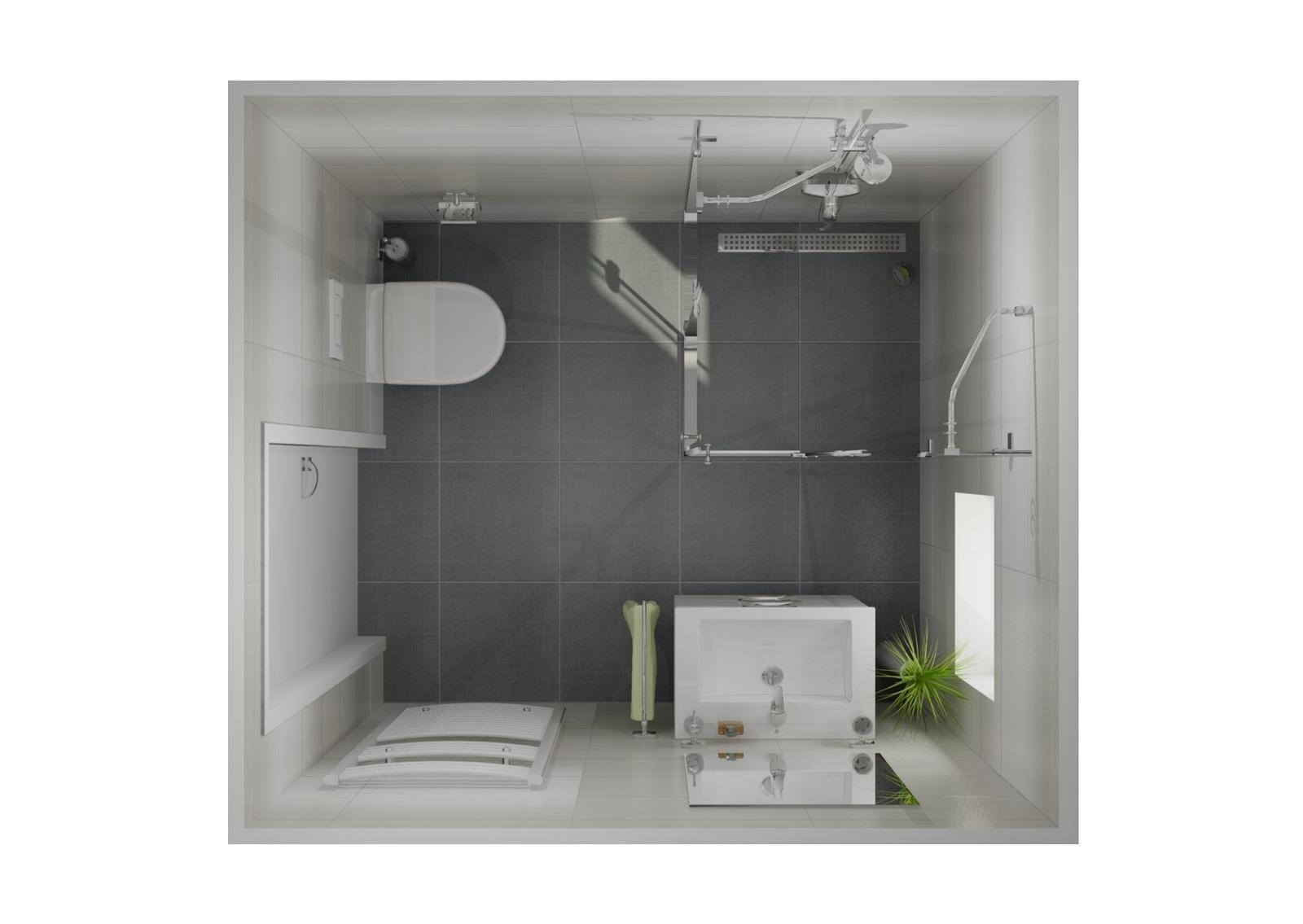 Přišly mi vizualizace koupelen. koupelny... - Obrázek č. 3
