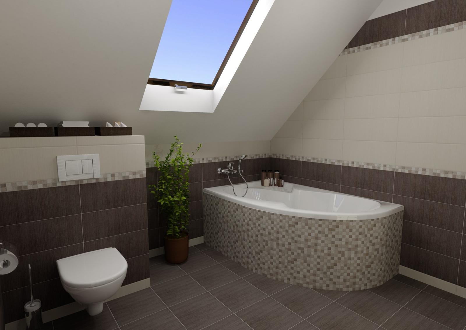 Přišly mi vizualizace koupelen. koupelny... - Obrázek č. 4