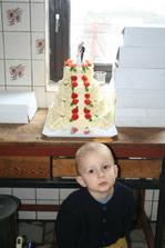 náš hlavní dort :-)
