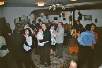 svatba byla až do konce veselá :-)