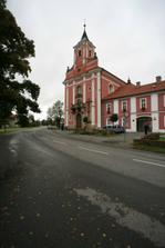 kostel ve štípě