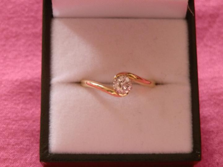 Nase pripravy alebo to co uz mame - moj diamantik...tak nim sa to vsetko zacalo 16.2.2012 v Londyne...