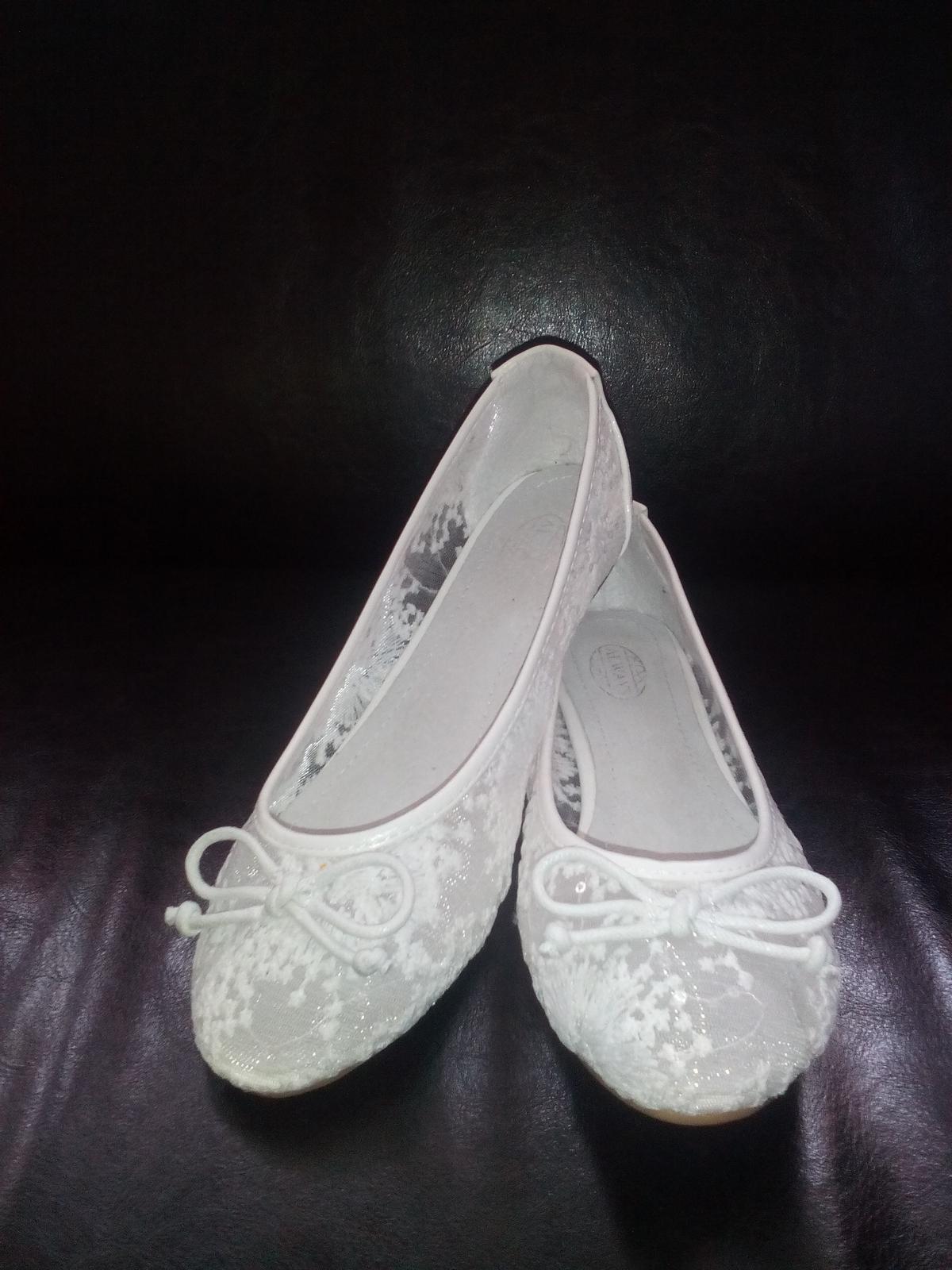 Svatební balerínky - Obrázek č. 1