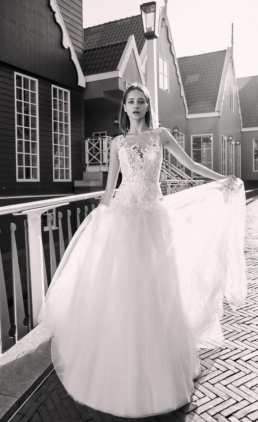 Milé nevěsty, kolekce Modeca 2018 na Vás již čeká! - Obrázek č. 3