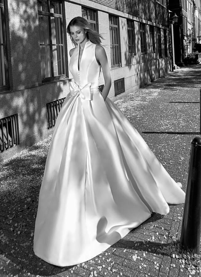 Milé nevěsty, kolekce Modeca 2018 na Vás již čeká! - Obrázek č. 12