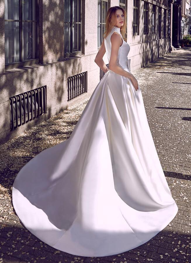 Milé nevěsty, kolekce Modeca 2018 na Vás již čeká! - Obrázek č. 15