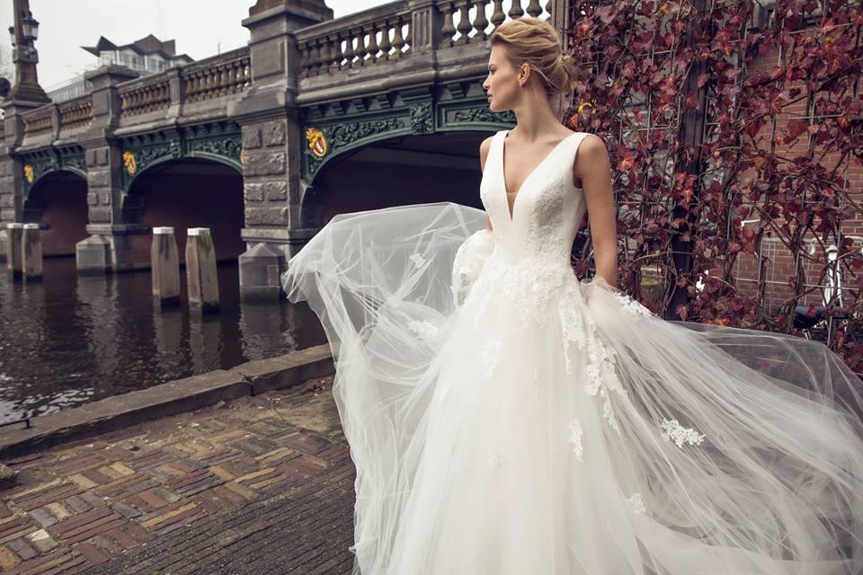 Milé nevěsty, kolekce Modeca 2018 na Vás již čeká! - Obrázek č. 21