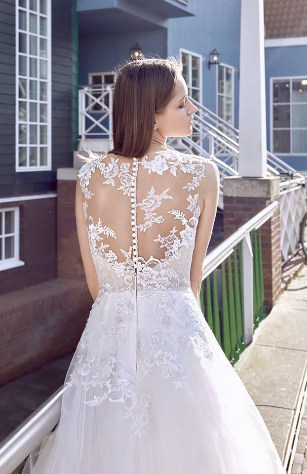 Milé nevěsty, kolekce Modeca 2018 na Vás již čeká! - Obrázek č. 26