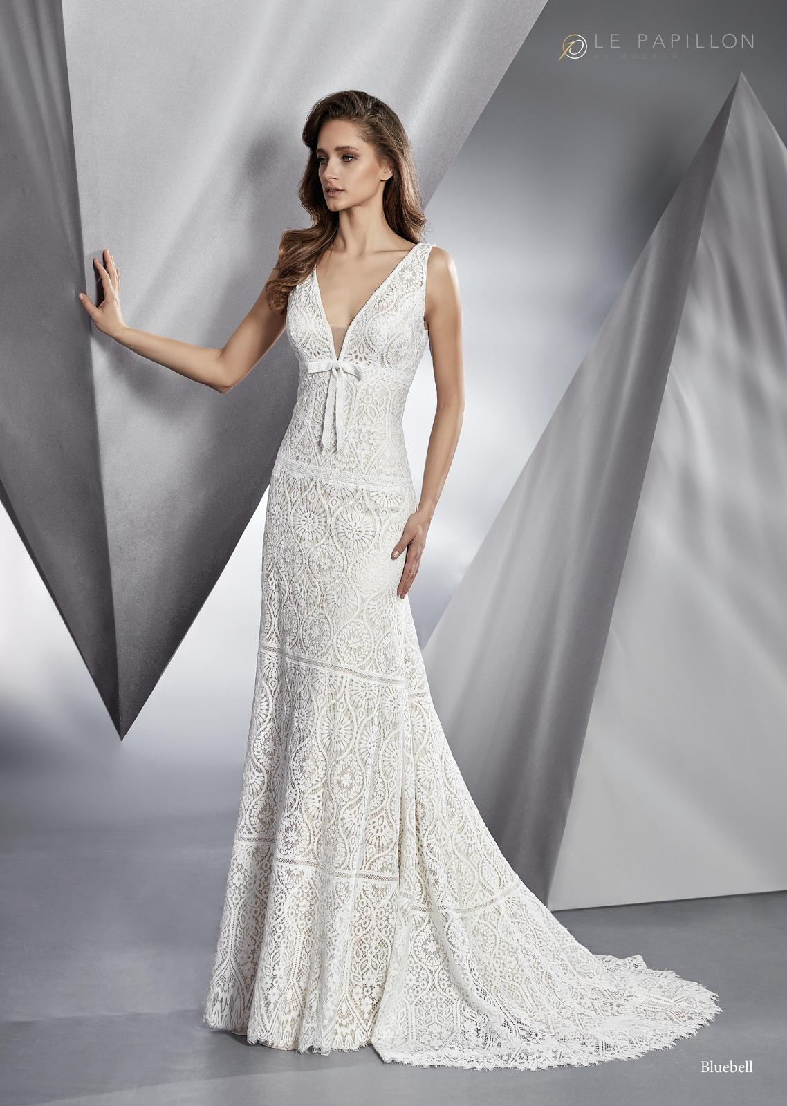 Milé nevěsty, kolekce Modeca 2018 na Vás již čeká! - Obrázek č. 29