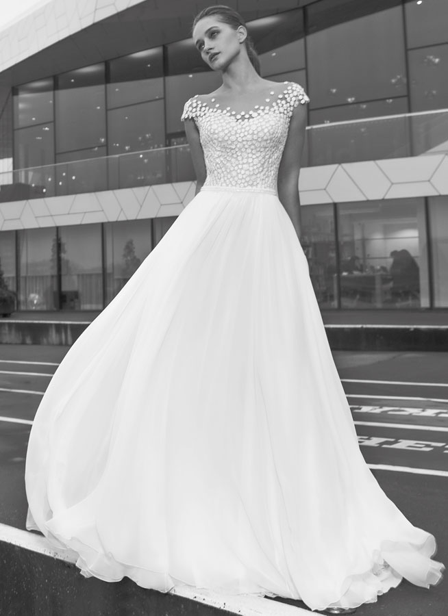 Milé nevěsty, kolekce Modeca 2018 na Vás již čeká! - Obrázek č. 30