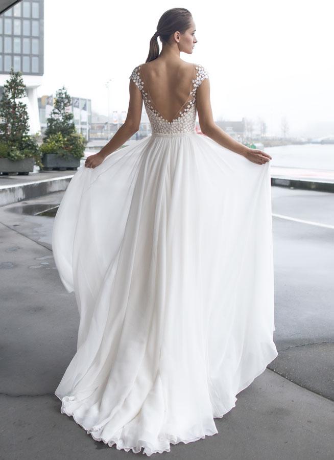 Milé nevěsty, kolekce Modeca 2018 na Vás již čeká! - Obrázek č. 31