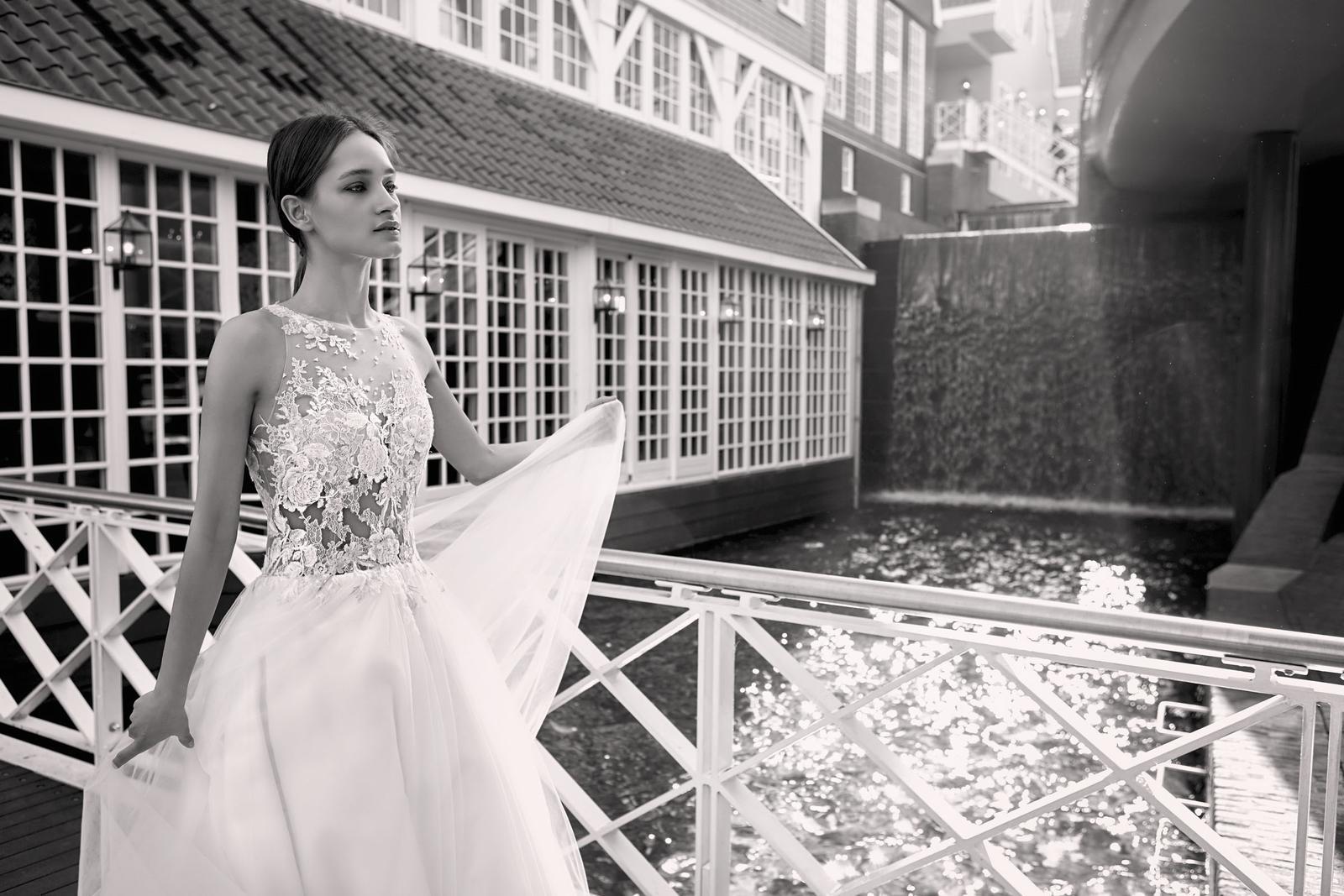 Milé nevěsty, kolekce Modeca 2018 na Vás již čeká! - Obrázek č. 33