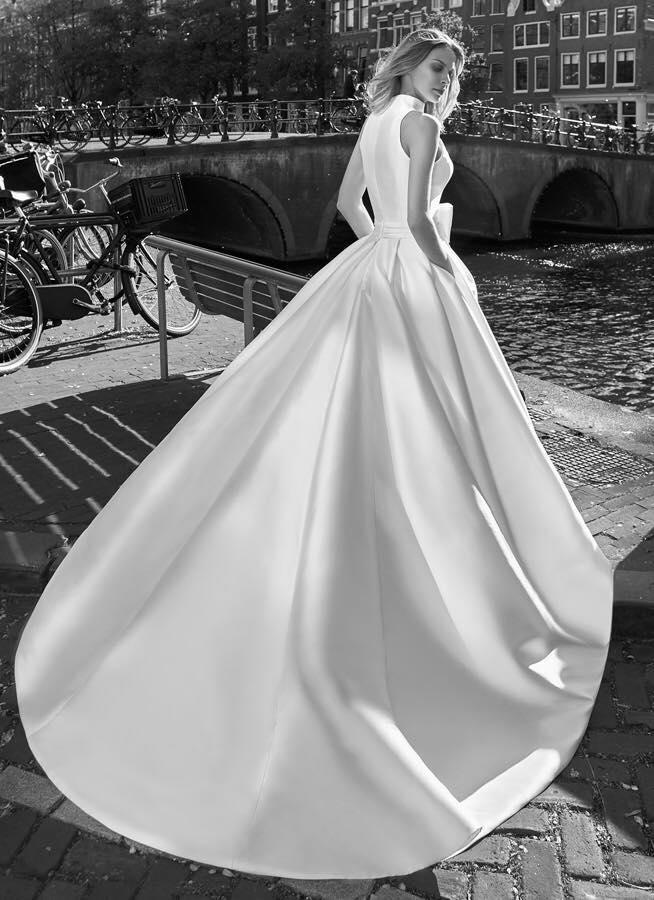Milé nevěsty, kolekce Modeca 2018 na Vás již čeká! - Obrázek č. 36