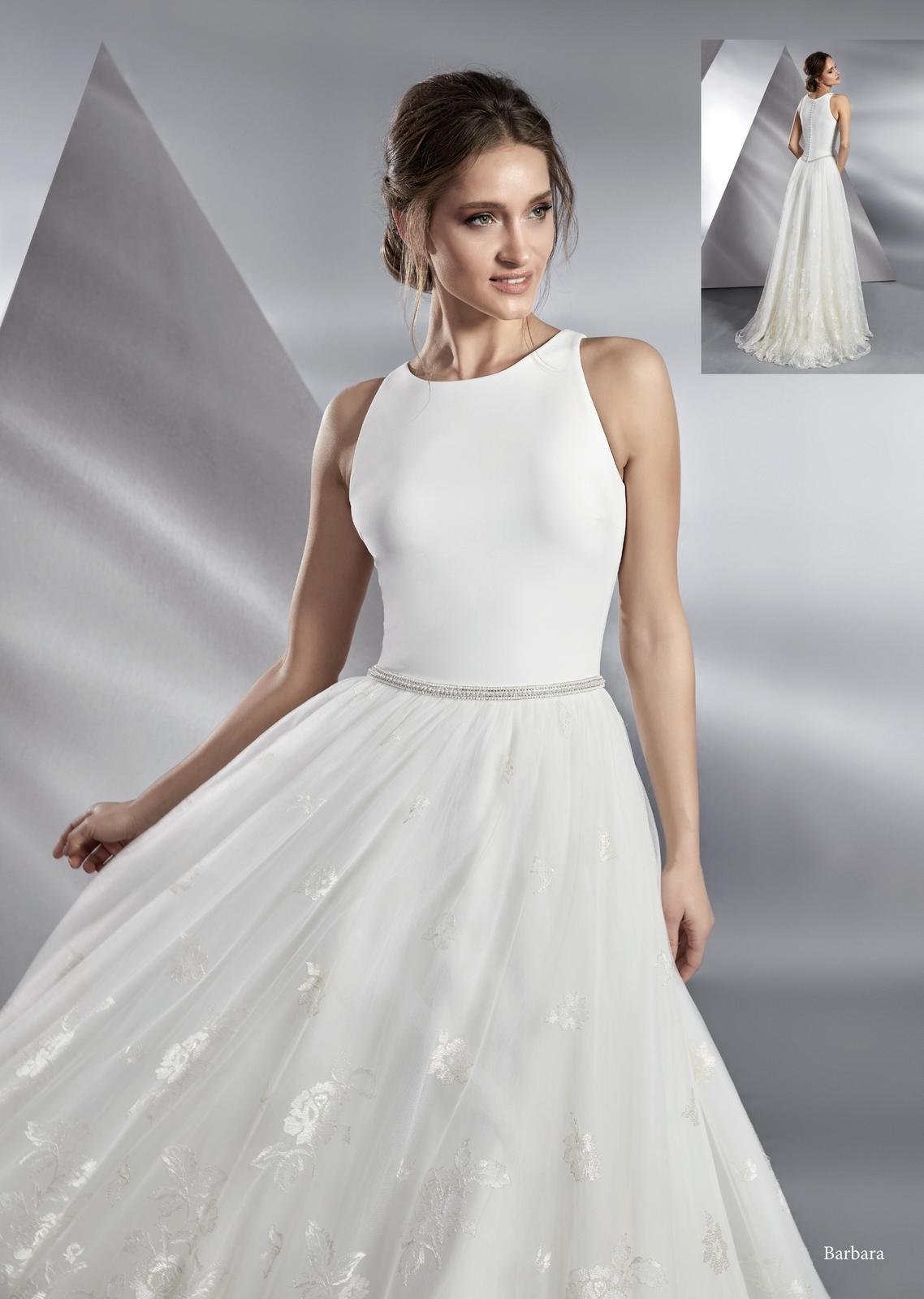 Milé nevěsty, kolekce Modeca 2018 na Vás již čeká! - Obrázek č. 37